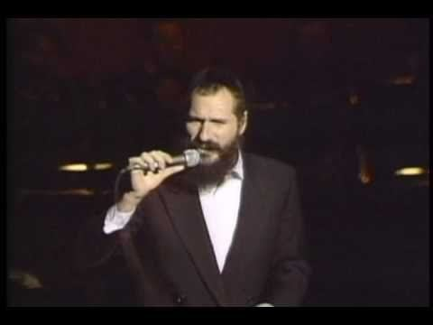 Mordechai Ben David Mordechai Ben David MBD Sings Meheiroh at HASC 2 in 1989