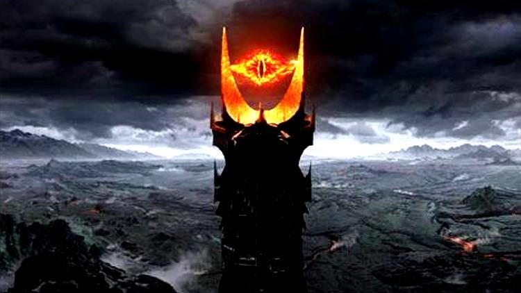 Mordor Sauron39s March Lord Of Mordor YouTube