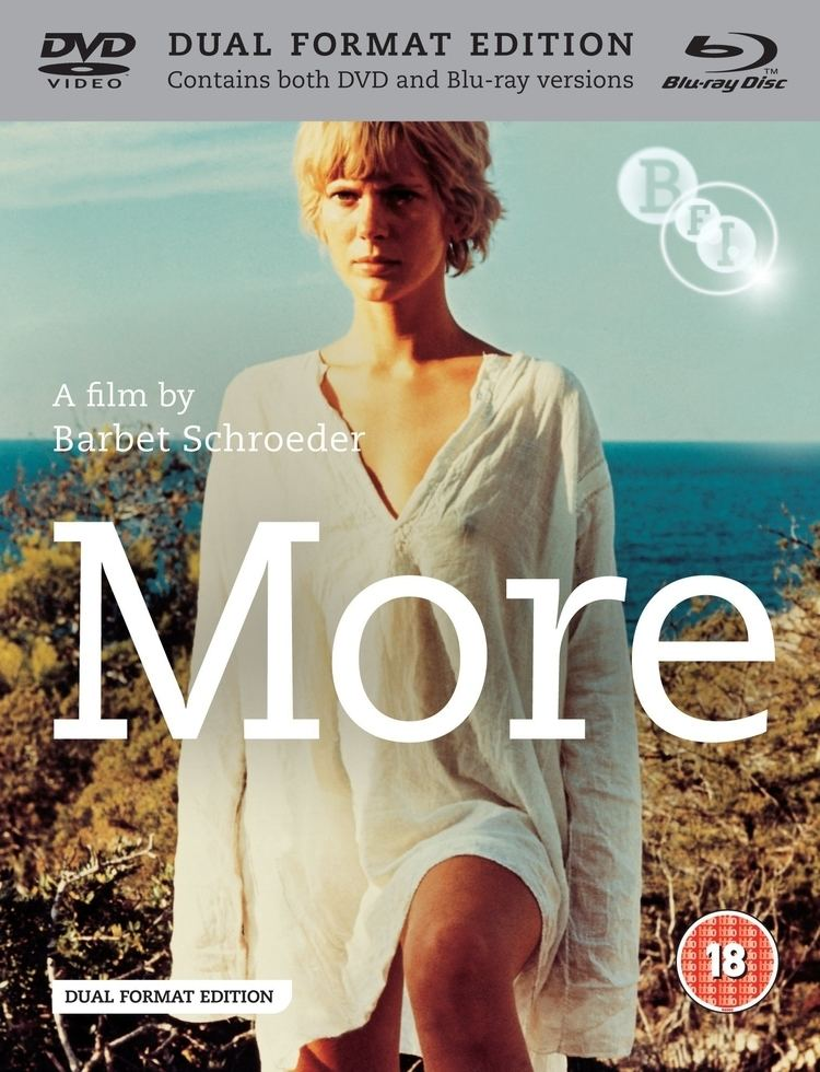 More (1969 film) More Bluray Dual Format Edition United Kingdom