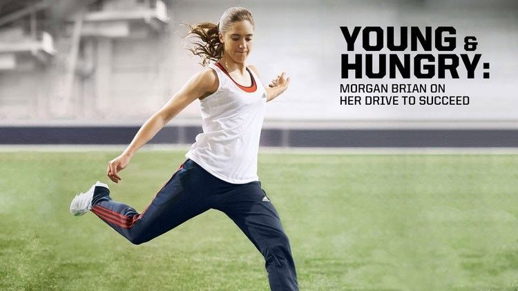 Morgan Brian Young And Hungry Morgan Brian On Her Drive To Succeed