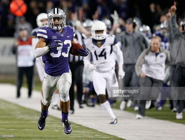 Morgan Burns 2016 NFL Draft Player Profiles Kansas St CB Morgan Burns Steelers