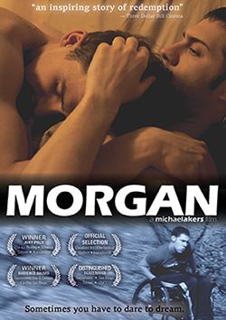 Morgan (film) movie poster