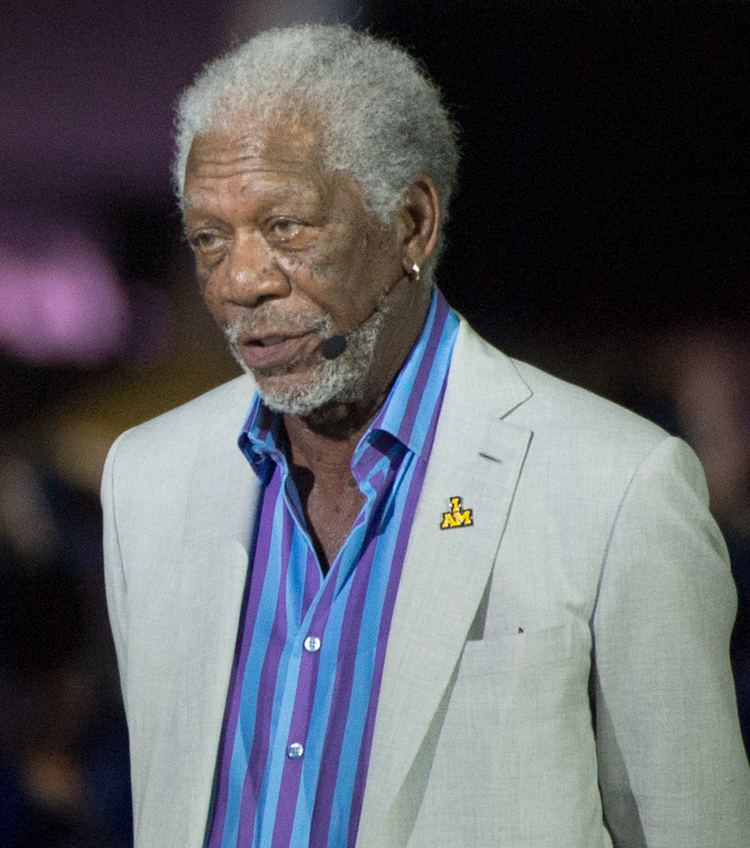 Morgan Freeman Morgan Freeman Wikipedia