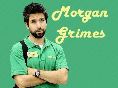 Morgan Grimes Morgan Grimes