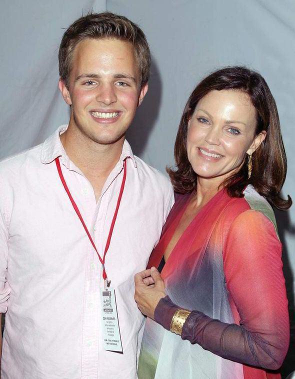 Morgan Mason Singer Belinda Carlisle on husband Morgan the GoGo39s and
