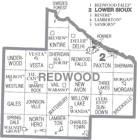 Morgan Township, Redwood County, Minnesota