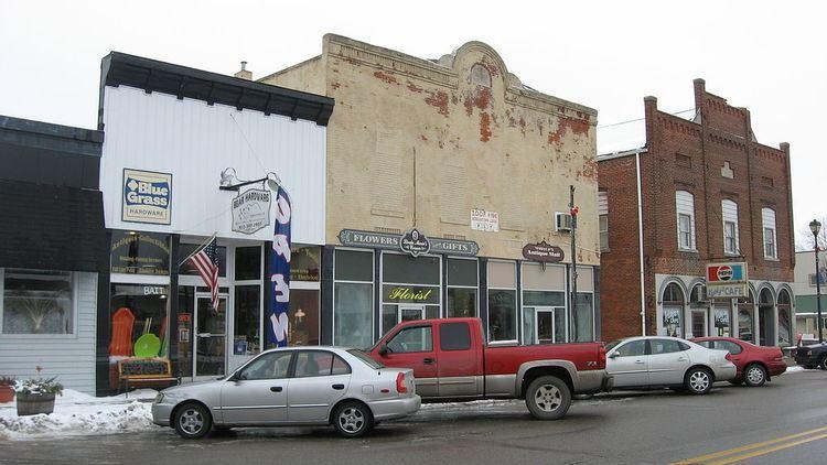 Morgantown Historic District (Morgantown, Indiana)