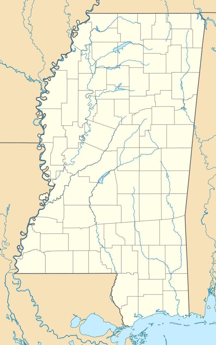 Morgantown, Oktibbeha County, Mississippi