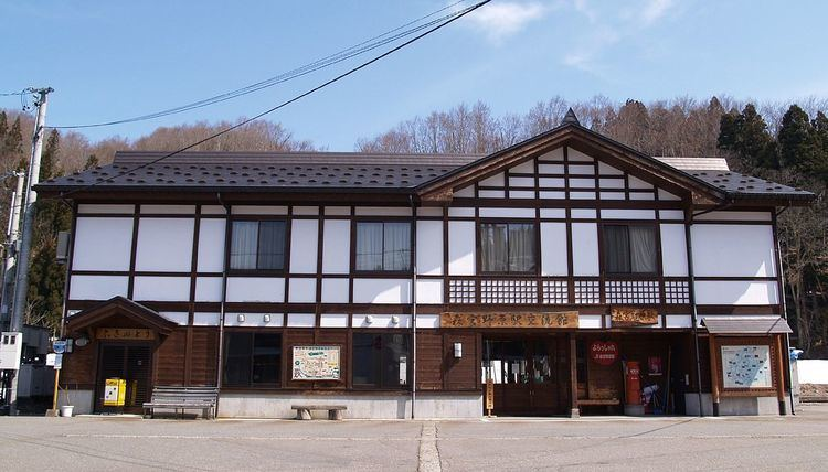 Mori-Miyanohara Station