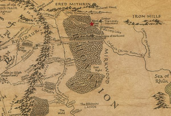 Moria (Middle-earth) Middleearth News This Week in Middleearth