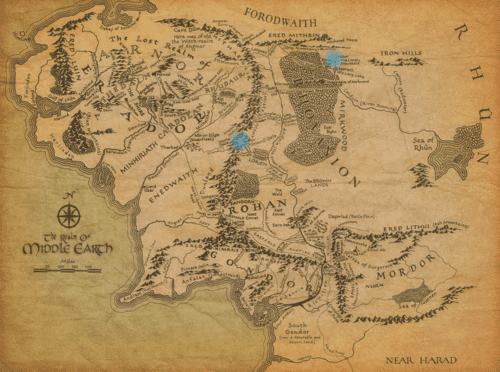 Moria (Middle-earth) Ask About Middle Earth