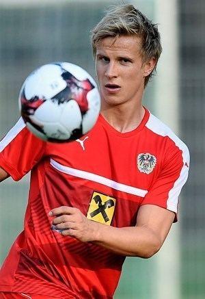 Moritz Bauer Ich bin ein neugieriger Mensch Nationalteam derStandardat Sport
