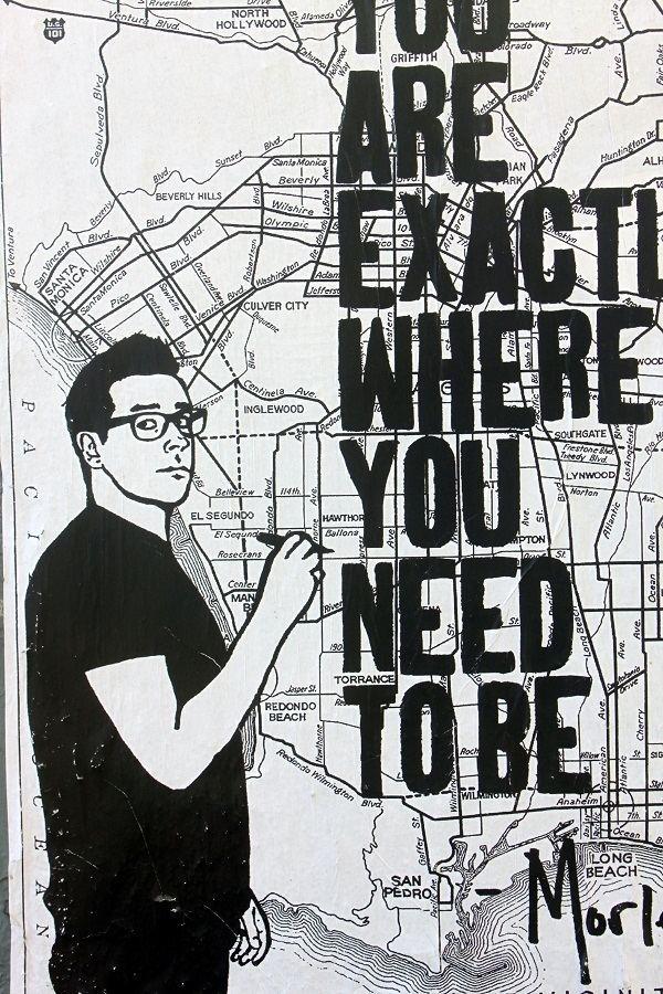 Morley (artist) Modern Street Art when Unconventional Art encourage