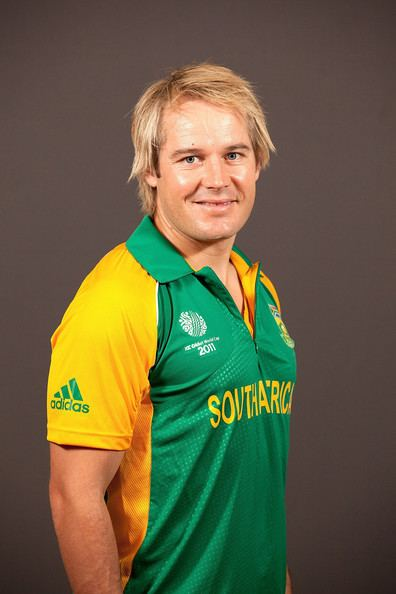 Morné van Wyk Morne van Wyk Photos Photos 2011 ICC World Cup South Africa