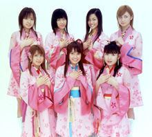 Morning Musume Sakuragumi httpsuploadwikimediaorgwikipediaenthumb9