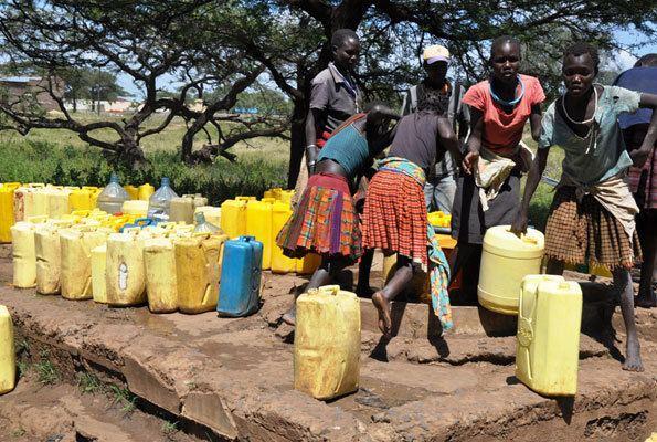 Moroto Town Water crisis hits Moroto town Daily Monitor