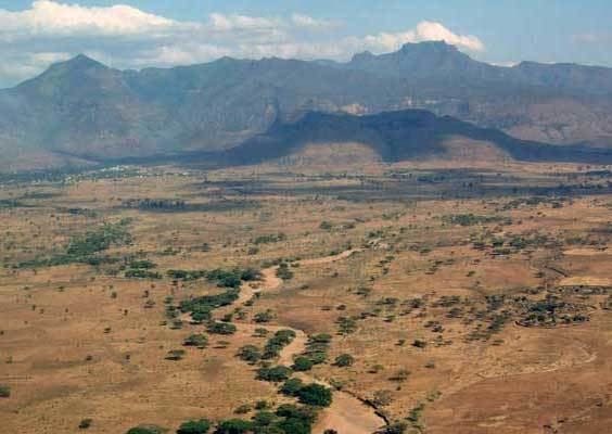 Moroto Town safariugandacomwpcontentuploads201203morot