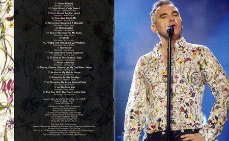 Morrissey: 25 Live Morrissey 25 Live 2013 BLURAY Eagle Rock AvaxHome