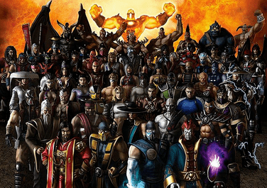 Mortal Kombat List of Mortal Kombat characters Wikipedia