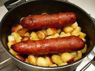 Morteau sausage cookingezcom How to cook Morteau sausage well