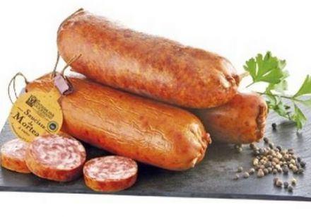Morteau sausage Morteau Sausage All About Sausages on Gourmetpedia