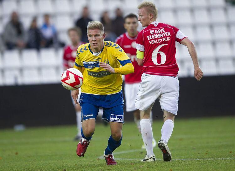 Morten Beck Andersen Silkeborg forstrker sig med angriber Fodbold wwwbtdk