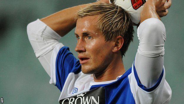 Morten Gamst Pedersen BBC Sport Blackburn Rovers Morten Gamst Pedersen told