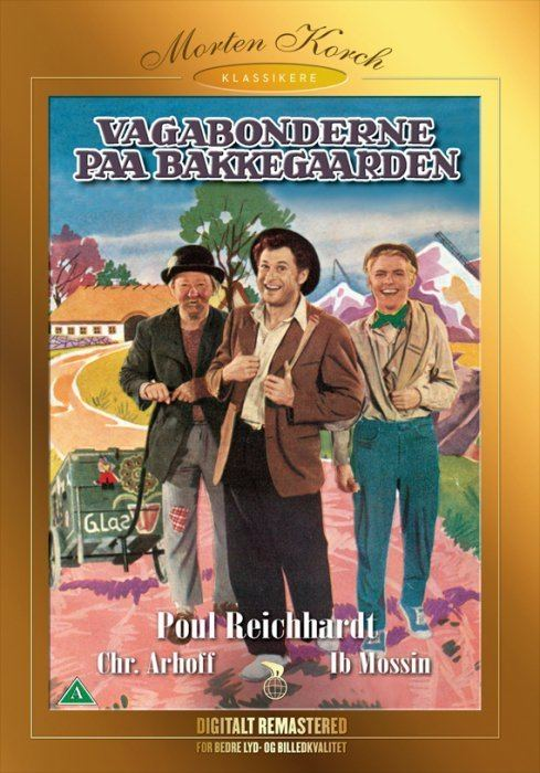 Morten Korch Morten Korch Vagabonderne P Bakkegaarden DVD Film
