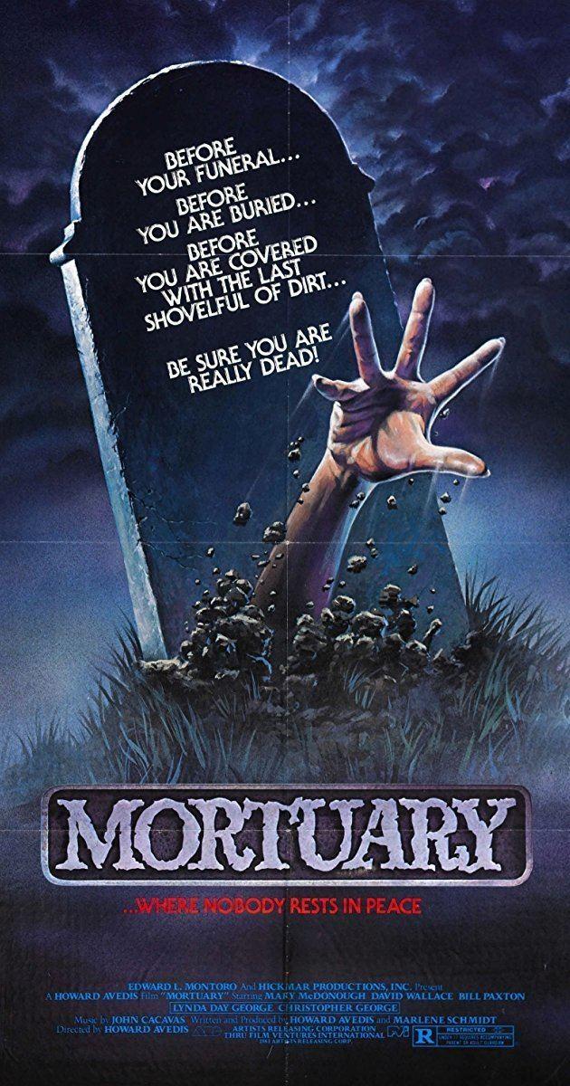 Mortuary (1983 American film) Mortuary 1983 IMDb