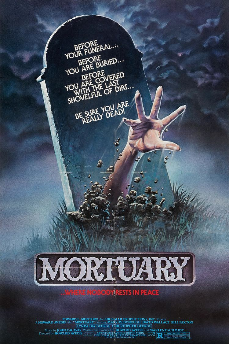 Mortuary (1983 American film) wwwgstaticcomtvthumbmovieposters44865p44865