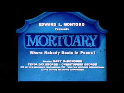 Mortuary (1983 American film) Mortuary Film 1983 Original Trailer YouTube