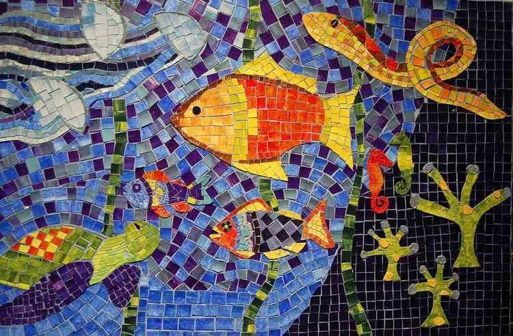 Mosaic Copy Of Heart Mosaic Lessons TES Teach