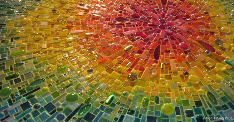 Mosaic Home Sonia King Mosaic Artist