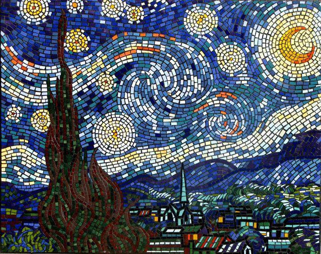 Mosaic Mosaic murals amp decorative mirrors gallery Brett Campbell Mosaics