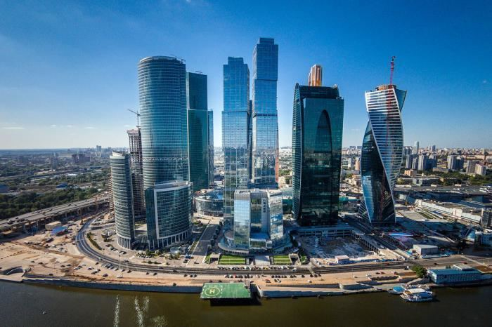 Moscow International Business Center Moscow International Business Center Moscow