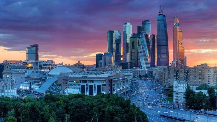 Moscow International Business Center kingbinglk Moscow International Business Center Russia