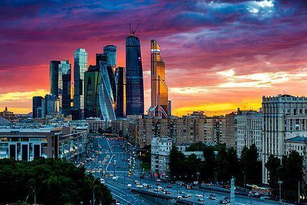 Moscow International Business Center Moscow International Business Center Wikipedia