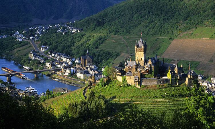 Moselle Valley Moselle Valley Germany Alterracc