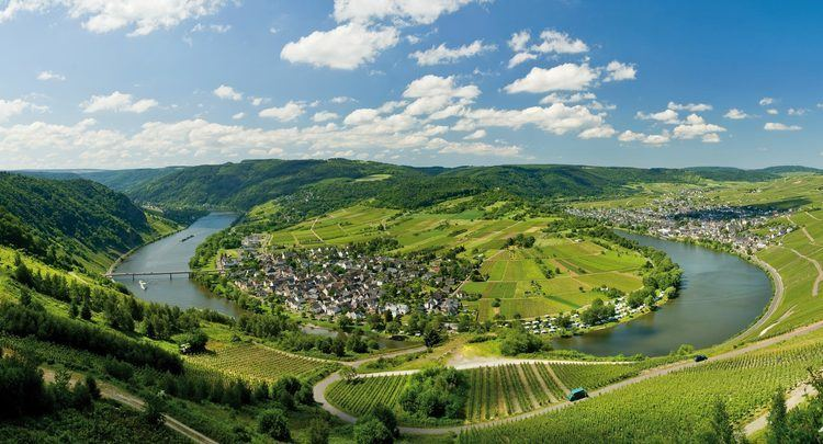 Moselle Valley The Moselle valley Holidays in one of Germany39s most beautiful