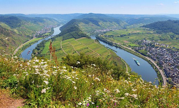Moselle Valley 10 TopRated Tourist Attractions in the Mosel Valley PlanetWare