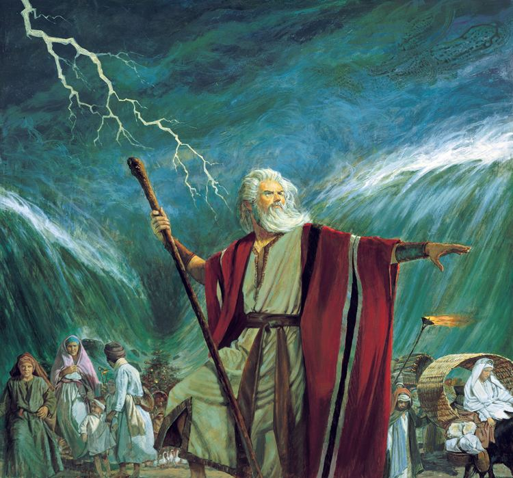 Moses How Moses Learnt About Forgiveness by Eliezer Gonzalez Good News