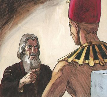 Moses Old Testament Stories Chapter 16 The Prophet Moses