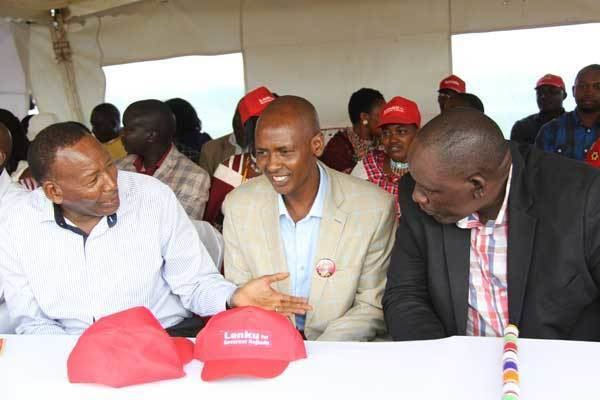 Moses ole Sakuda Sakuda urged to drop bid to run as independent Daily Nation
