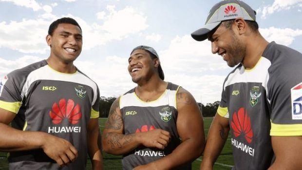 Mosese Pangai Canberra Raiders rookie Tevita Pangai learns from brothers mistakes