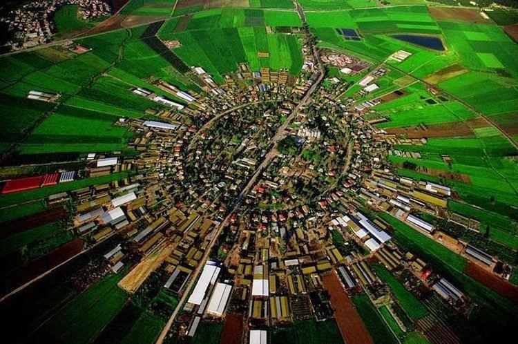 Moshav Moshav Villages of Israel Amusing Planet