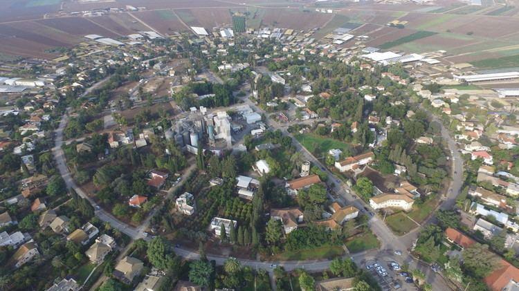 Moshav Moshav Nahalal Jezereel Valley Northern Israel Dronestagram