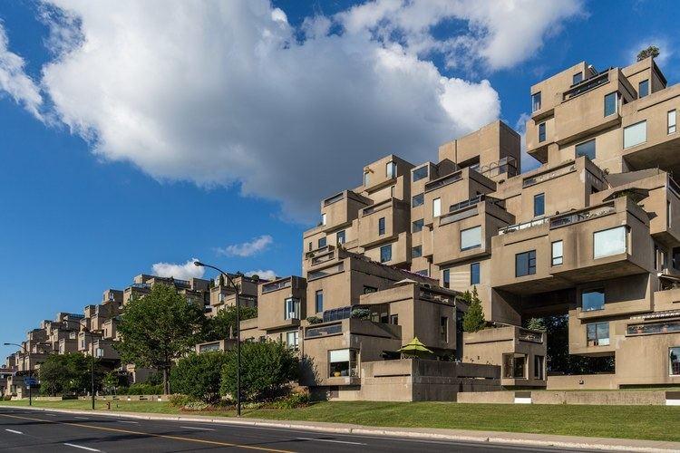 Moshe Safdie Explore 11 of Moshe Safdies Iconic Buildings Photos Architectural