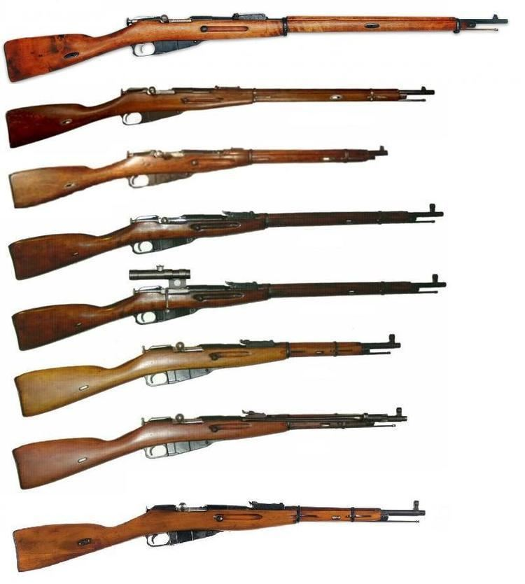 Original USSR Soviet Mosin !! Nagant rifle part Barrel Band Retaining Springs