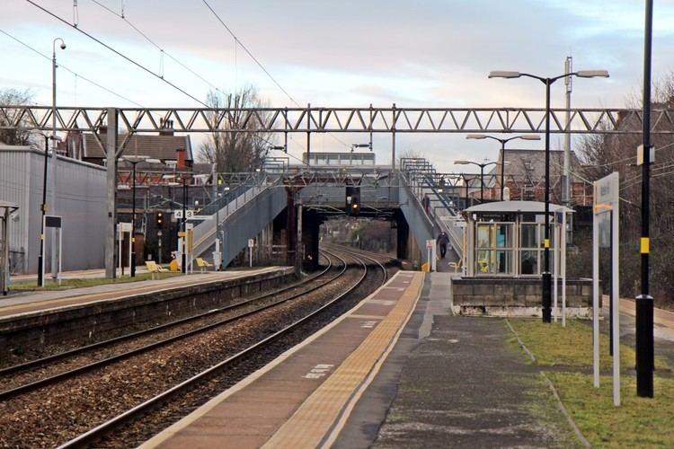 Mossley Hill railway station