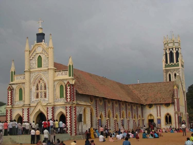 Mother of God Church, Vettukad